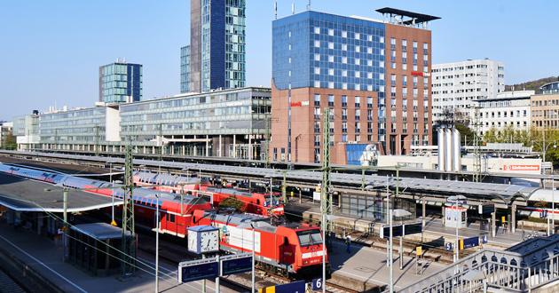 Hauptbahnhof Freiburg